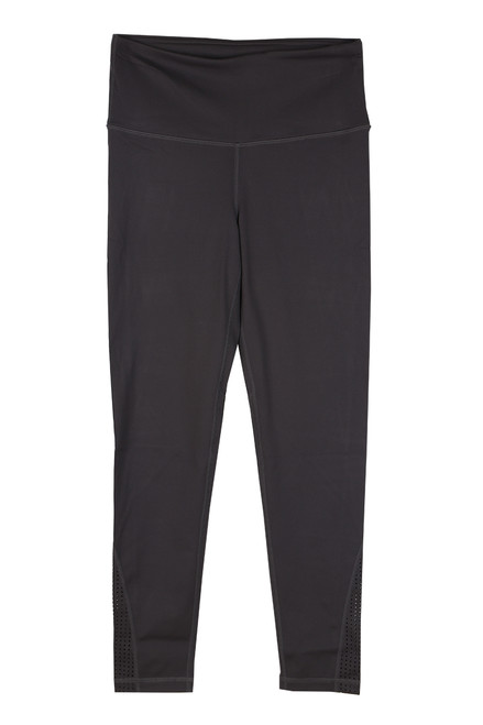 Perforated High Waist Performance Leggings (+ colors)