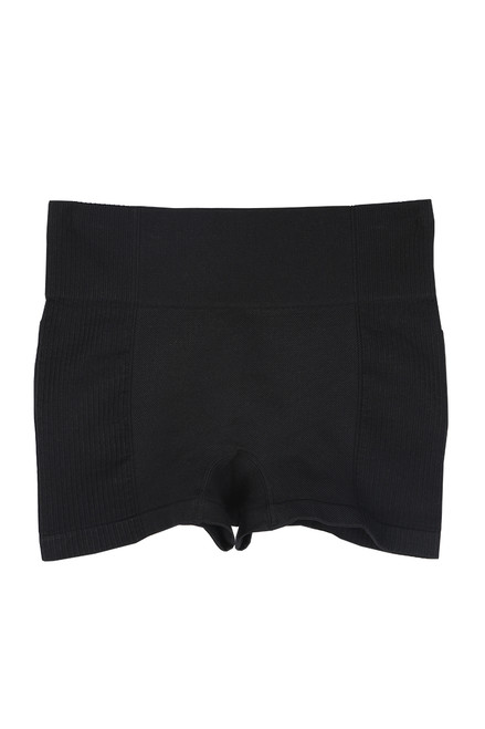 Ribbed Skinny Bike Shorts