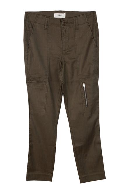 Ella Linen Blend Utility Pants
