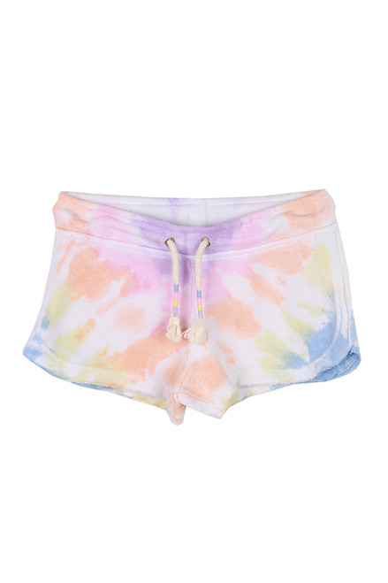 Tie Dye Burnout Shorts (+ colors)