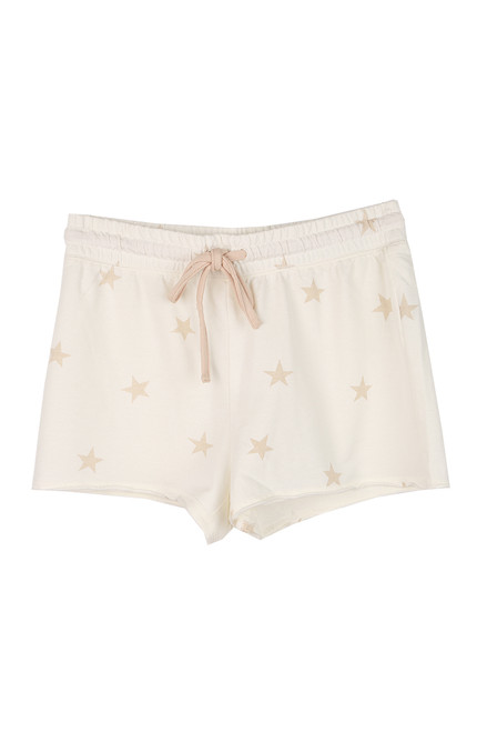 Sage Star Terry Shorts