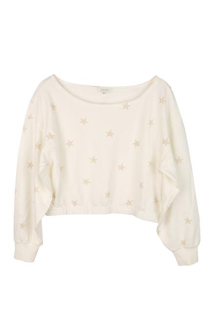 Zoe Summer Star Sweatshirt