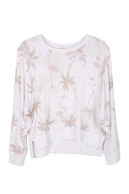 Sleepover Palm Tree Sweatshirt