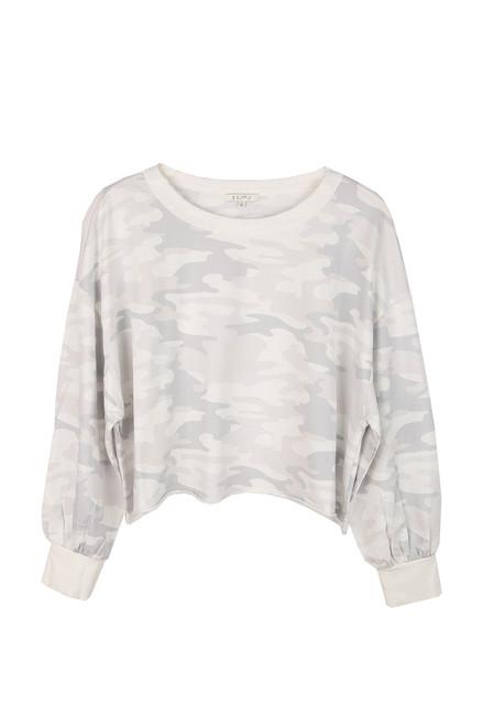 Tempest Camo L/S Sweatshirt