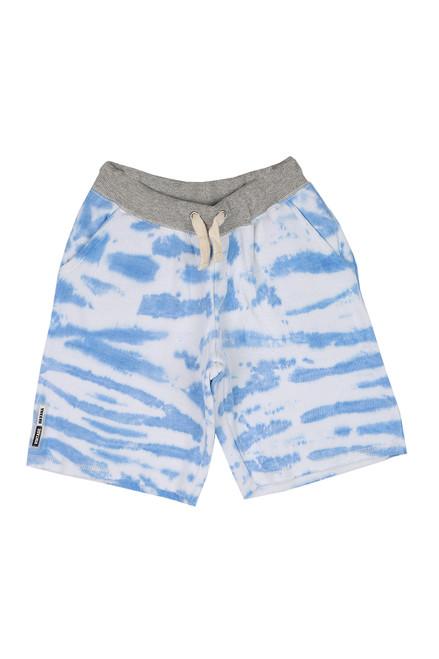 Tie Dye Fleece Shorts (Big Kid)