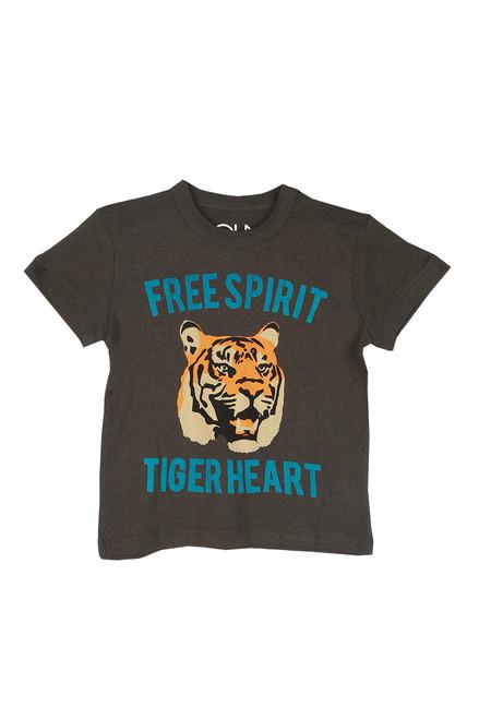 Free Spirit Graphic Tee (Little/Big Kid)
