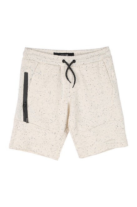 French Terry Jogger Shorts (Big Kid)