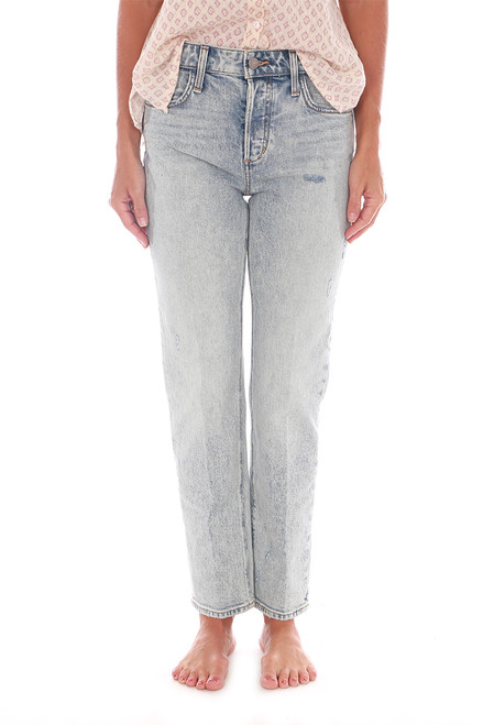 The Scout Straight Leg Jeans