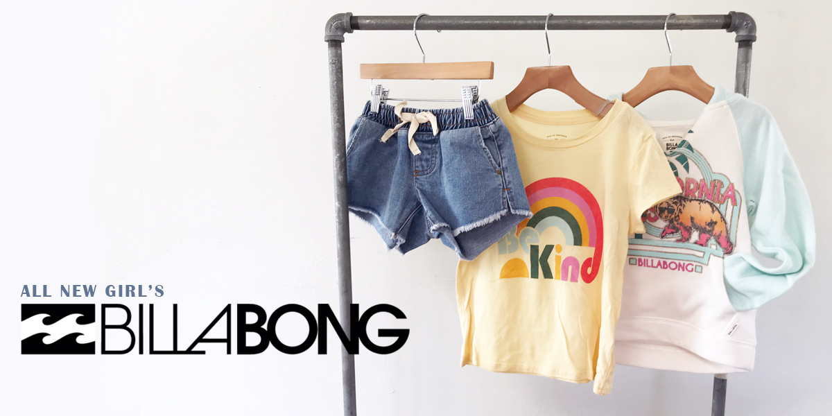 ALL NEW GIRL'S BILLABONG
