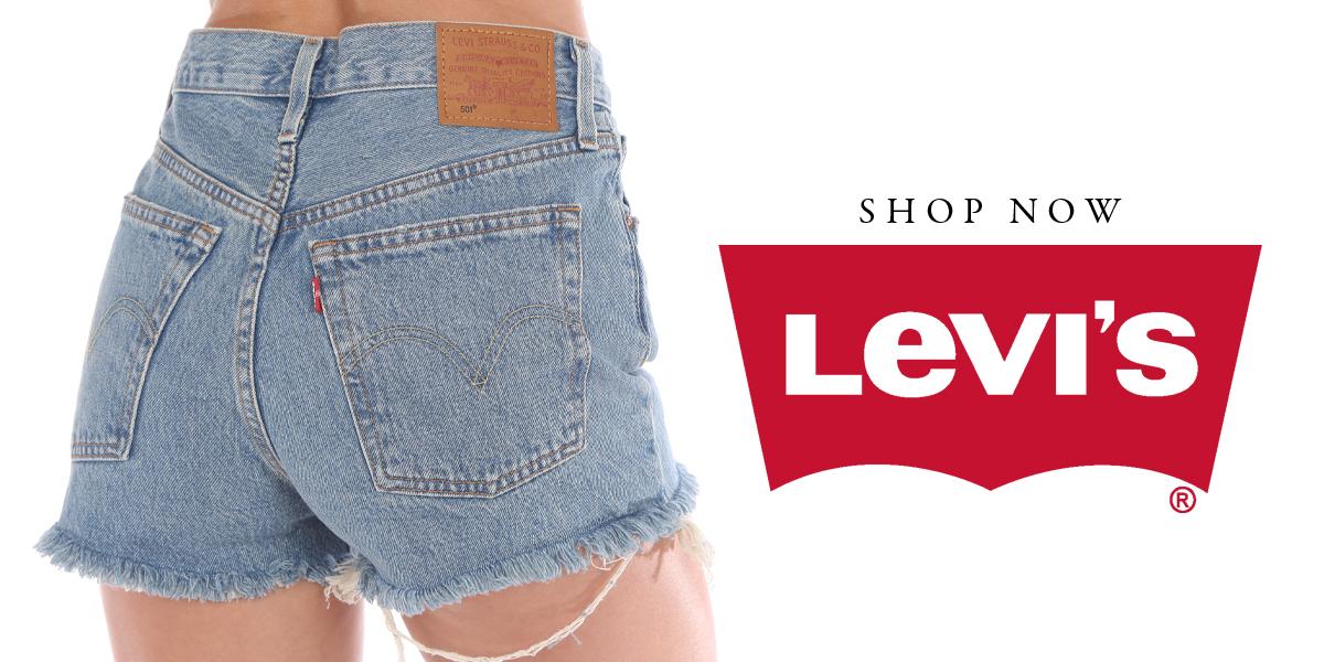 SHOP NOW levi's