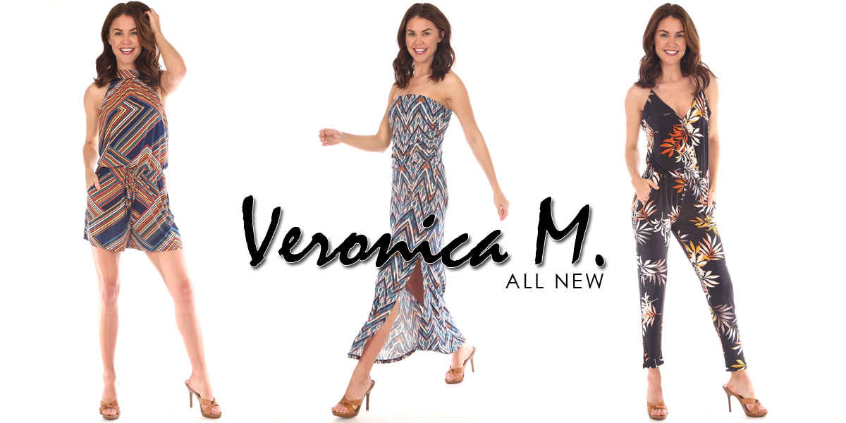 Veronica M. ALL NEW
