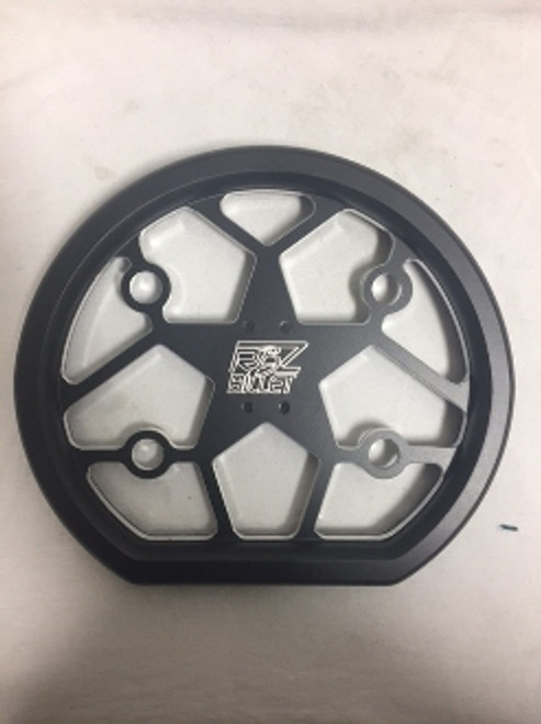 RBZ BILLET Star Dragster Steering Wheel