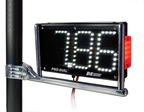 Dual Side Pro-Dial Dial Board w/taillight
