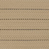 PolyPro 1in Flat Braid Rope - Tan - 2