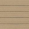 PolyPro 1in Flat Braid Rope - Tan - 2