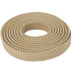 PolyPro 1in Flat Braid Rope - Tan