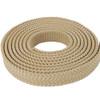 PolyPro 1in Flat Braid Rope - Tan