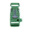 3/4 Inch Utility Buckle - Military Green