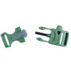 3/4 Inch Utility Buckle - Military Green - 2