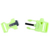 3/4 Inch Utility Buckle - Glow-in-the-Dark - 2