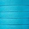PolyPro 1in Flat Braid Rope - Aqua - 2