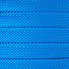 PolyPro 1in Flat Braid Rope - Pacific Blue - 2