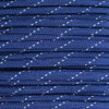 Reflective Midnight Blue 550 Paracord (7-Strand) - Spools