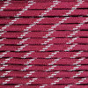 Burgundy 550 Paracord with Reflective Tracers (7-Strand) - Spools
