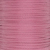 Cream with Fuchsia Diamonds 550 Paracord (7-Strand) - Spools