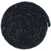 1/2 Twisted Cotton Rope - Midnight