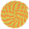 1/2 Twisted Cotton Rope - Sour Patch