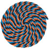 1/4 Twisted Cotton Rope - Twisted