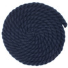 3/4 Twisted Cotton Rope - Navy