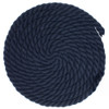 5/8 inch Twisted Cotton Rope - Navy