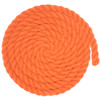 1 inch Twisted Cotton Rope - Orange