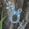 3 Hole Tensioner/Carabiner - Use 2