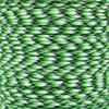 Neon Oreo - 550 Paracord - 100 Feet