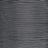 Silver Gray and Black Stripes  - 550 Paracord - 100ft