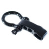 Black Adjustable Metal O-Shackle