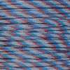 Captain American - 550 Paracord - 100 Feet