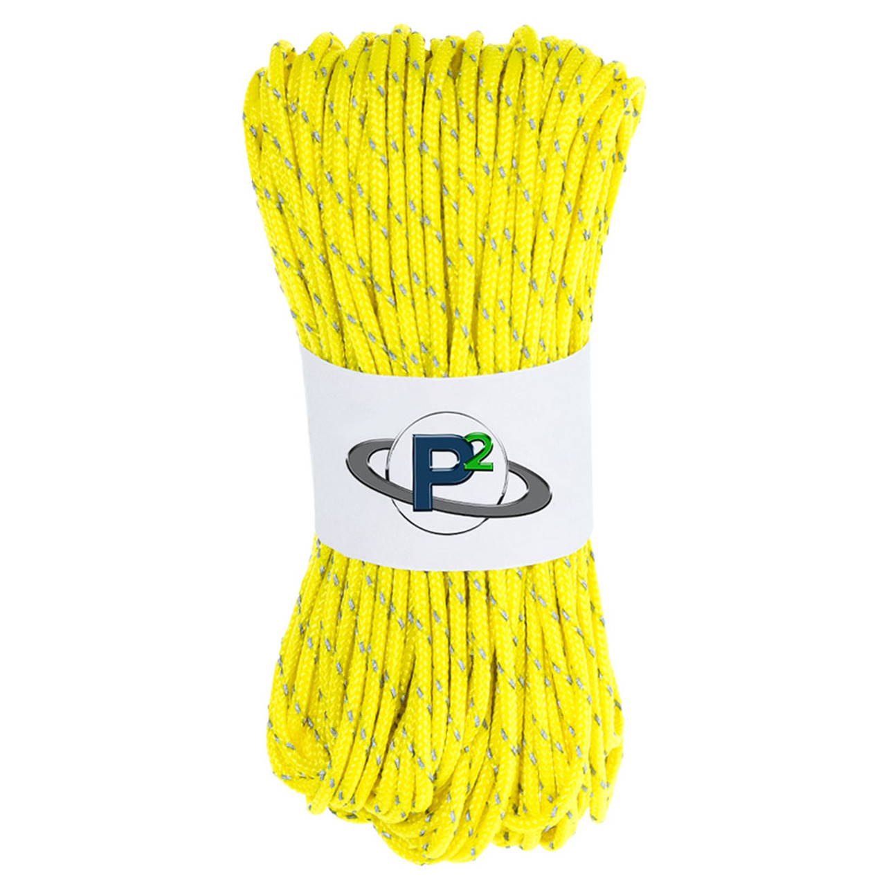 Neon Yellow - Reflective 95 Paracord - Spools