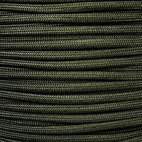 Camo Green MIL-C-5040H 550 Military Spec Paracord - Spools