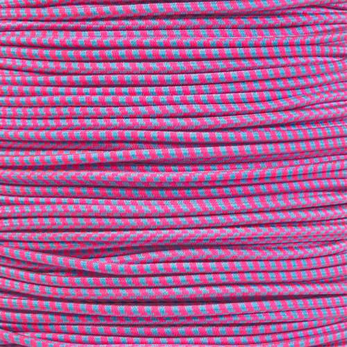 "Cotton Candy 1/8"" Shock Cord - Spools"