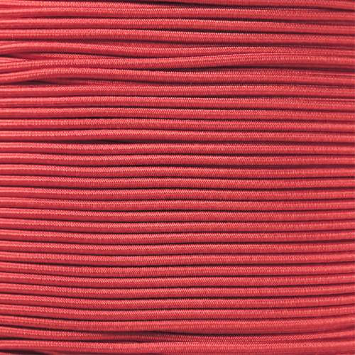 "Imperial Red 1/8"" Shock Cord - Spools"