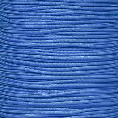 "Light Blue 1/8"" Shock Cord - Spools"