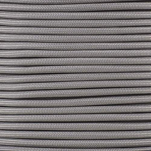 Charcoal gray Para-Max Paracord 1200 lb Tensile Strength