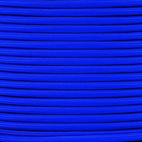 Electric Blue Para-Max Paracord 1200 lb Tensile Strength