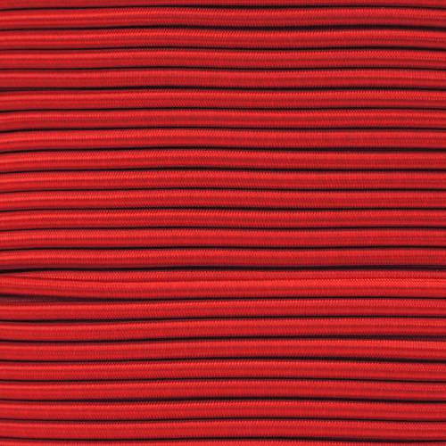 """Imperial Red 3/16"""" Shock Cord"""