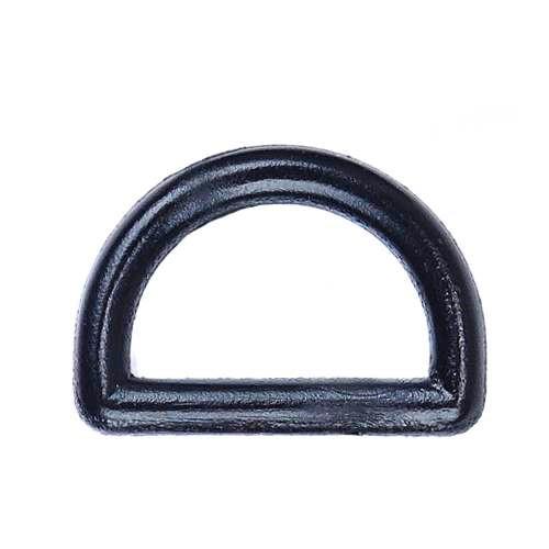 D Ring Plastic - 3/4 Inch