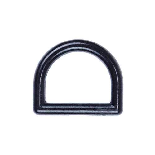 D Ring Plastic - 5/8 Inch